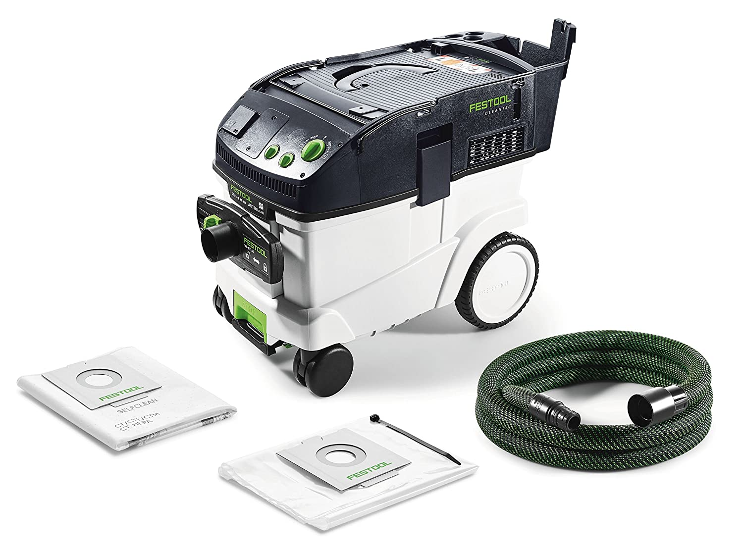 FESTOOL 584167 Absaugmobile CLEANTEC CTL 36 E AC HD