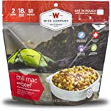 Wise Food Company Chili Mac with Beef, Red, One SIze