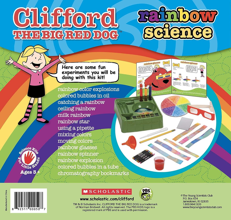 Enjoyable Clifford Rainbow Science Machost Co Dining Chair Design Ideas Machostcouk