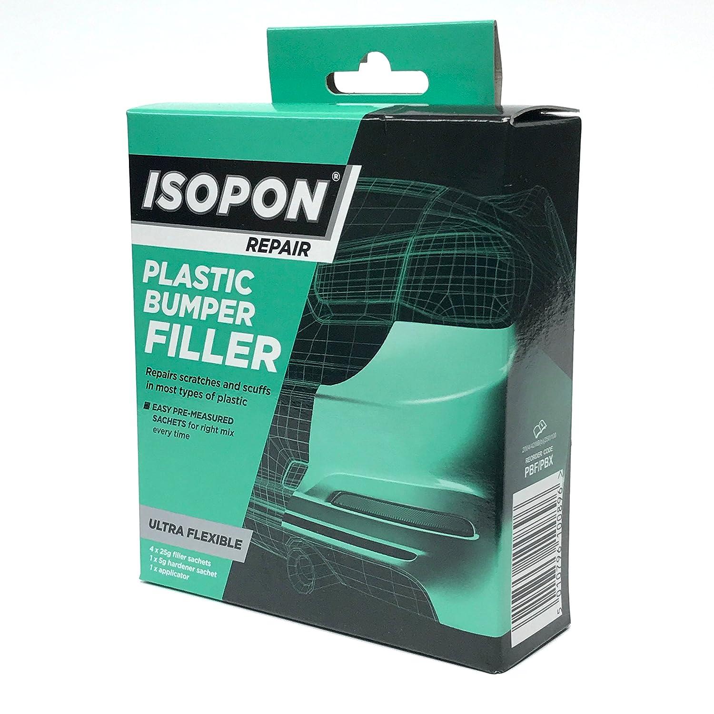 Isopon Plastic Bumper Filler 4 x 25g Sachet