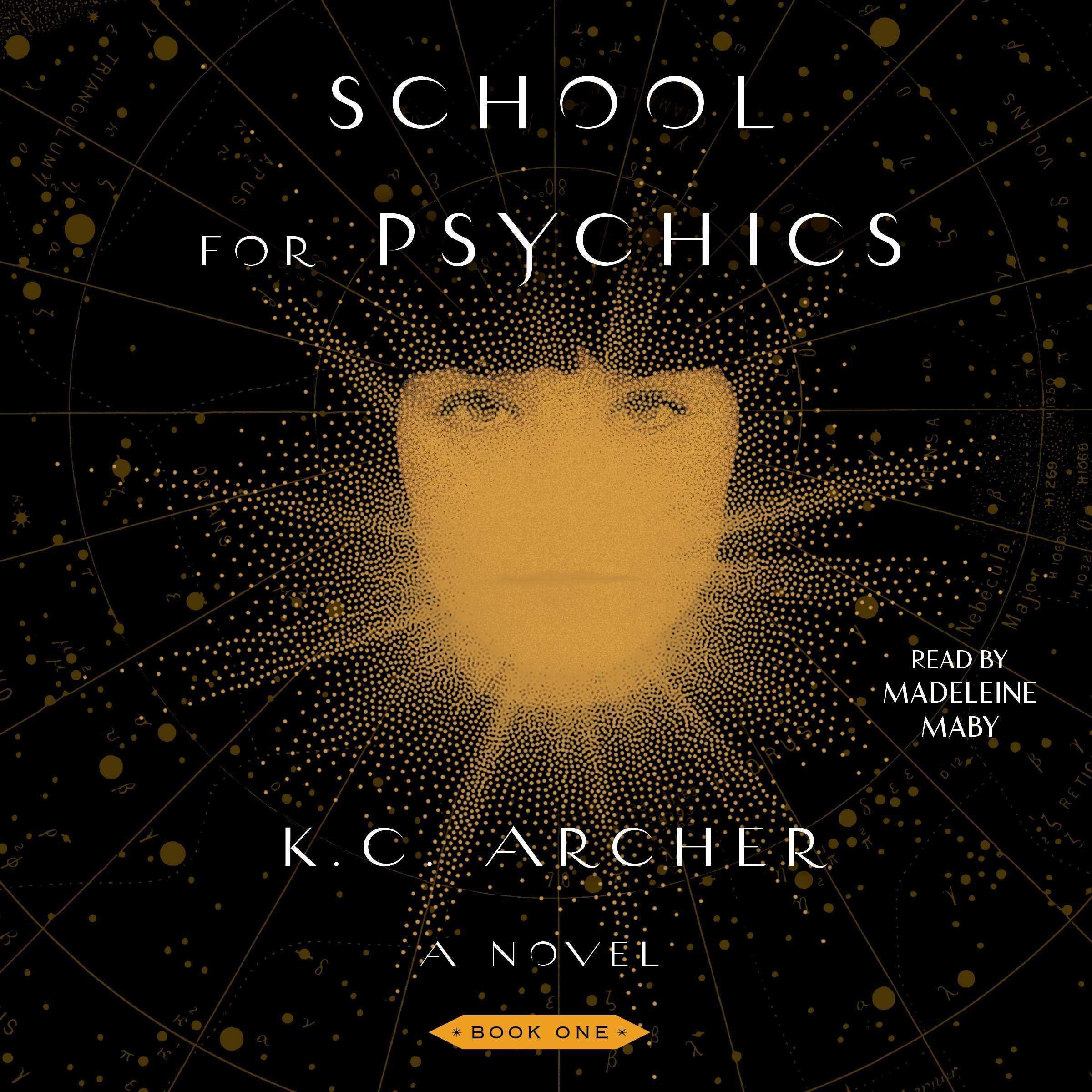 School for Psychics: Book One (School for Psychics Series