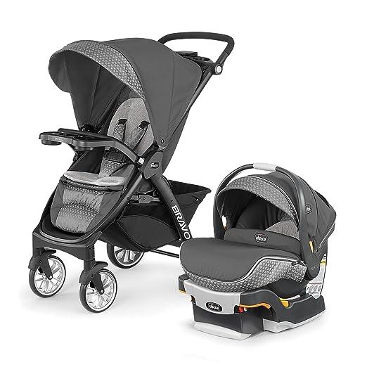 Amazon.com: Coche para bebé Chicco Bravo con sistema ...