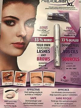 07adac4953f Image Unavailable. Image not available for. Colour: rapidlash eyelash & eyebrow  enhancing serum