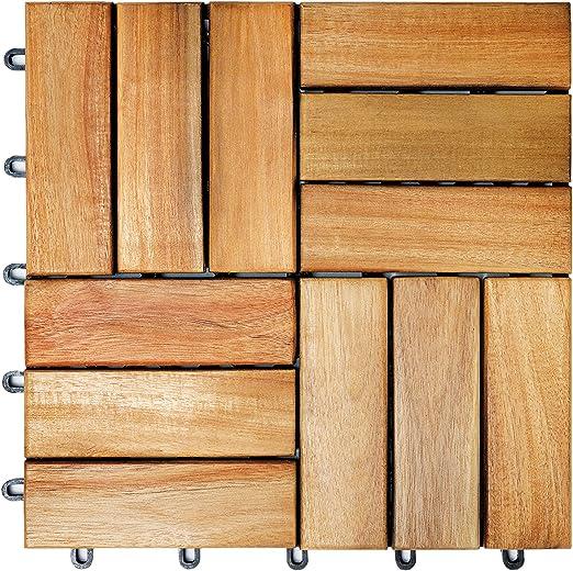 Belardo 284412 - Suelo de Exterior, Color marrón: Amazon.es: Jardín