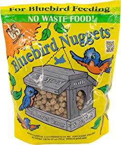 C & S Products Bluebird Nuggets, Pack Of 6