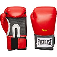 Everlast Pro Style Training Gloves (Red in 14oz)