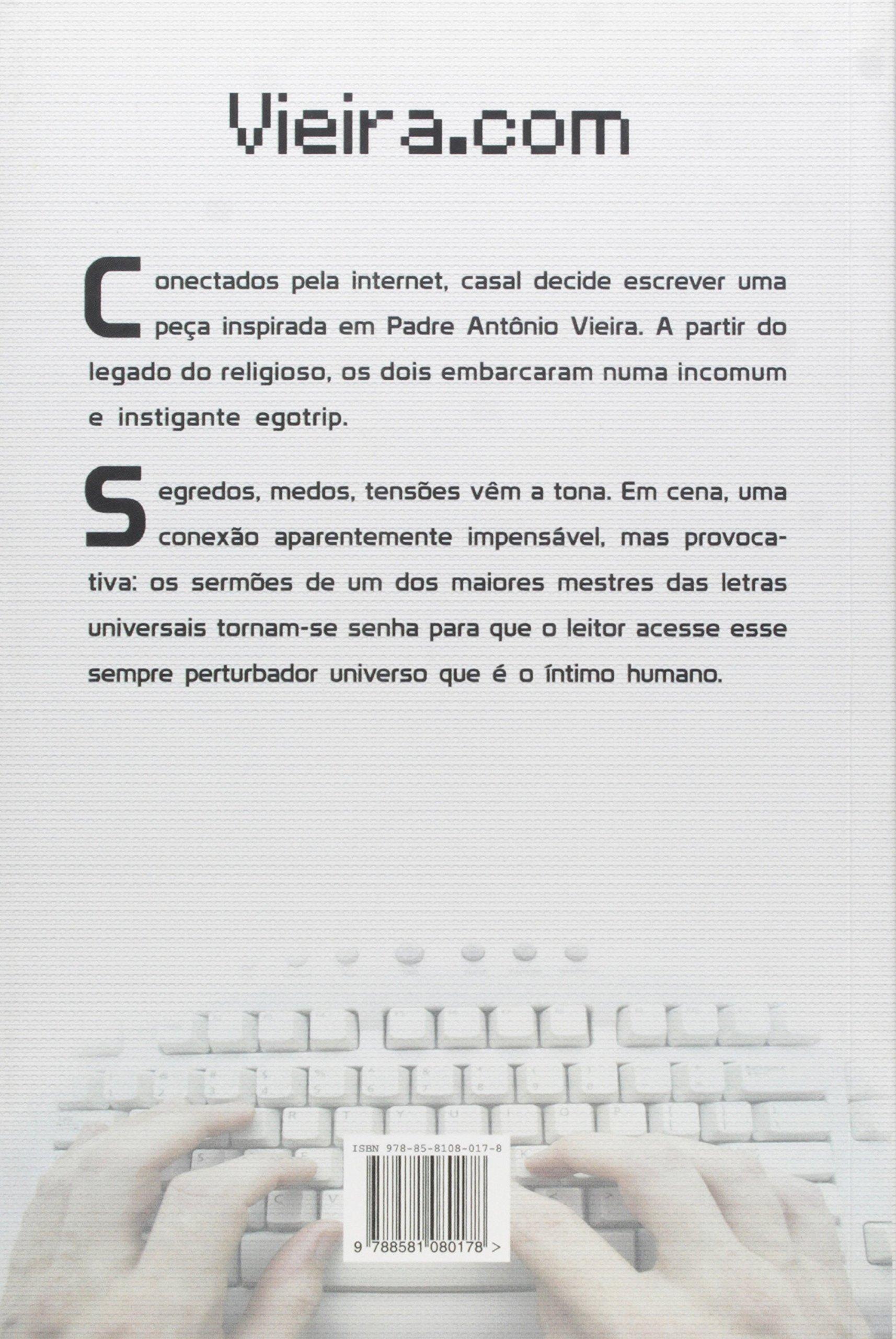 Vieira Com Carlos Correia Santos 9788581080178 Amazon Com Books