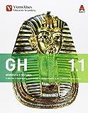 GH 1. Geografía E Historia. Libro 1 Y 2. Aula 3D (Ceuta y Melilla) - 9788468230368