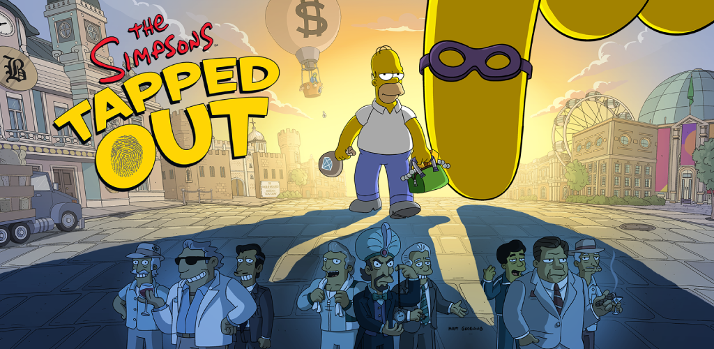 The 8 best simpsons games