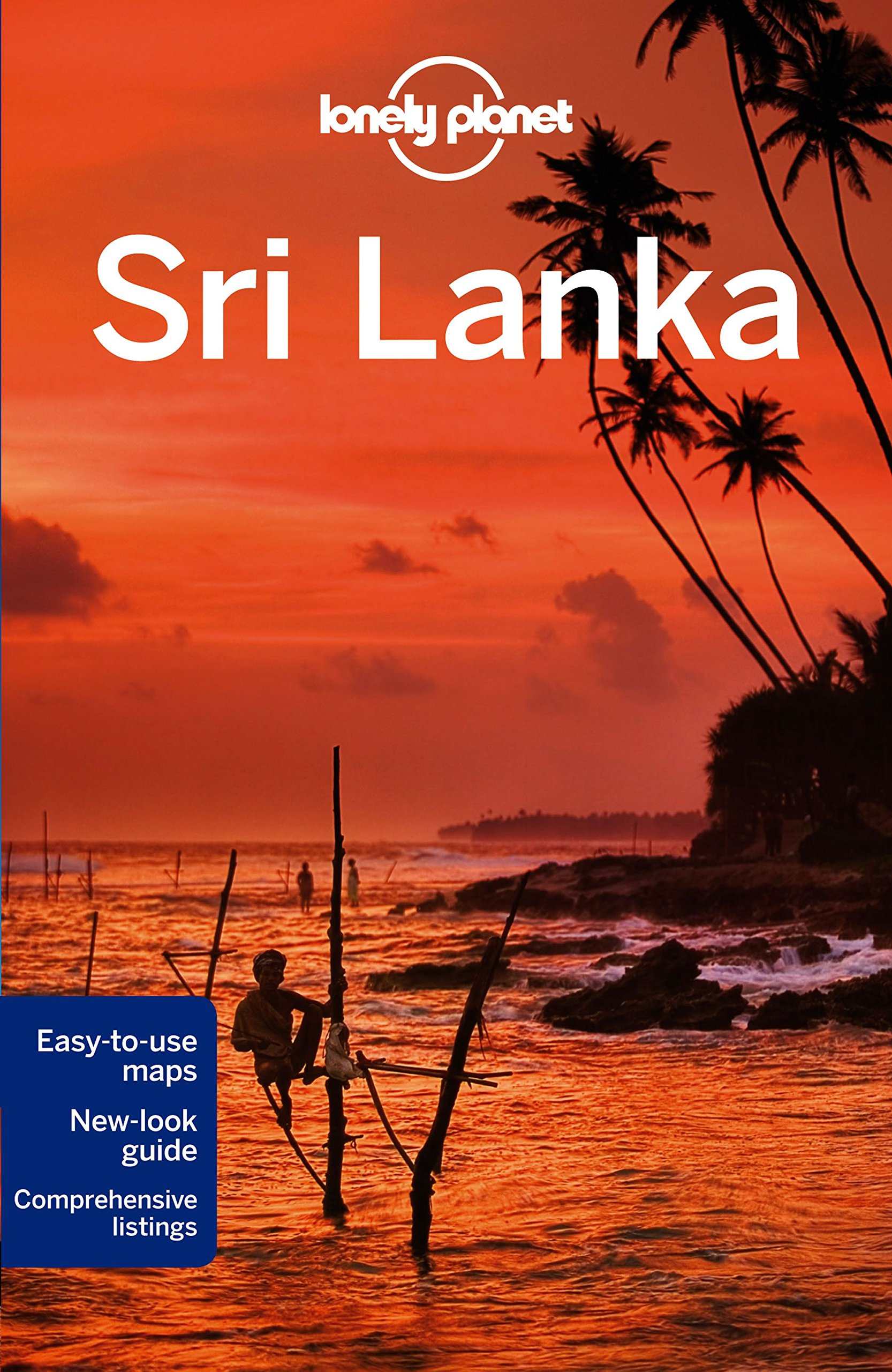 Lonely Planet Lanka Travel Guide