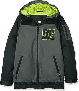 1d085009e DC Shoes Boy s Troop Ski Jacket - Heather Pewter