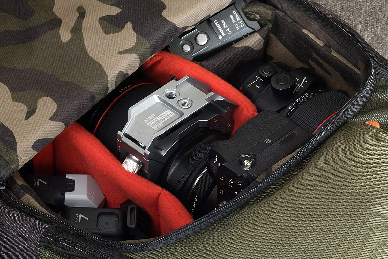 for Canon TS-E 50mm f//2.8L Macro Tilt-Shift Lens Including Panorama nodal Plate ROGETI TSE Frame//TSE Bracket Mark III