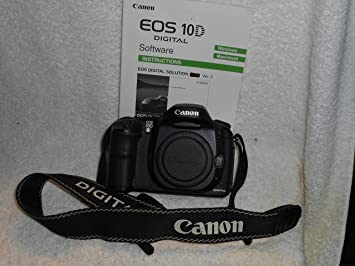 amazon com canon eos 10d dslr camera body only dslr camera rh amazon com eos 80d manual eos 80d manual
