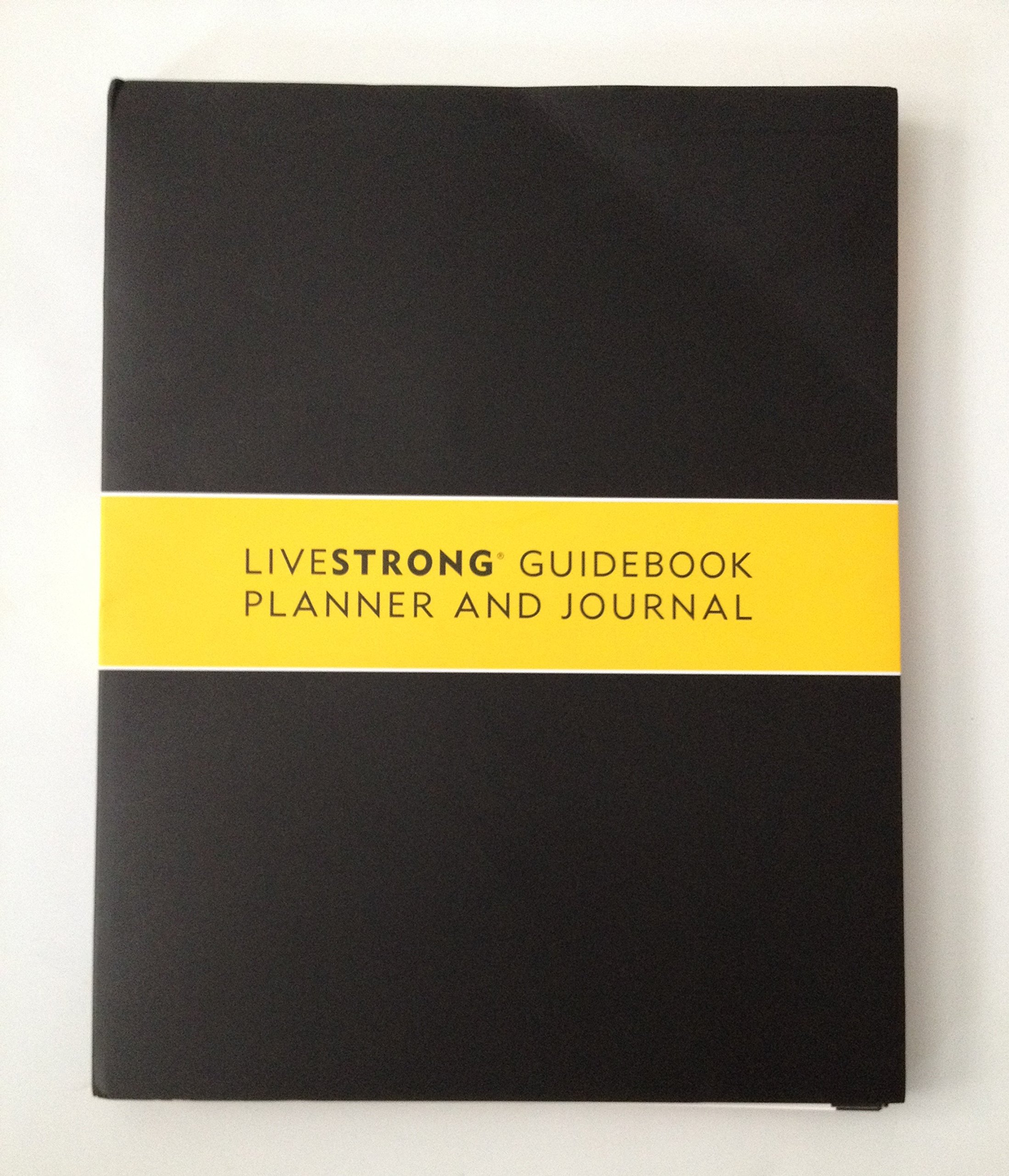 livestrong guidebook planner and journal amazon com books rh amazon com Barnes and Noble Travel Journals Travel Journal Planner