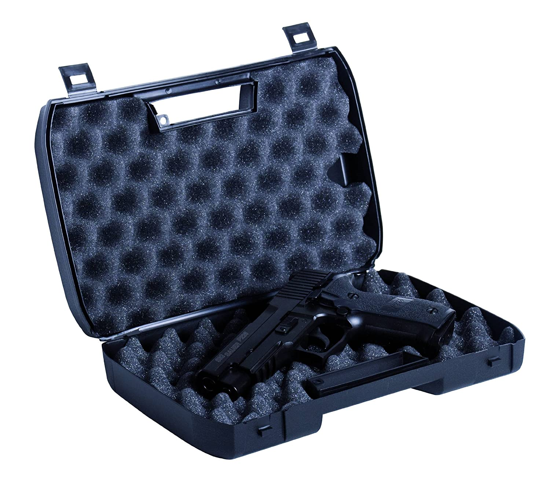 GSG Maletín para pistola, color negro, 202598: Amazon.es: Deportes y ...