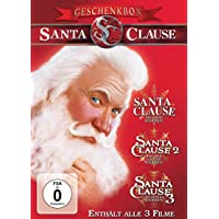 Santa Clause 1-3 [3 DVDs]