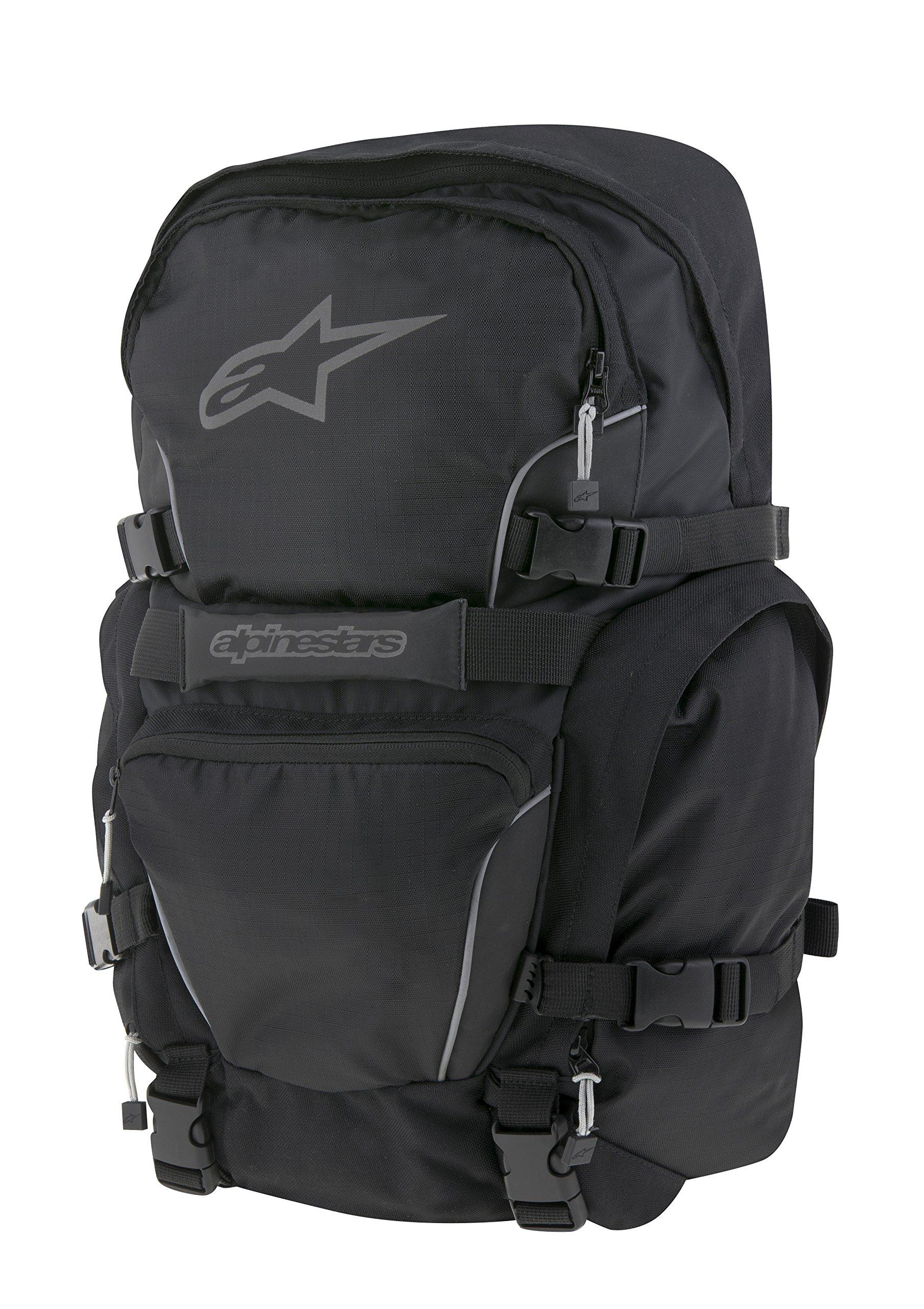 Alpinestars Force 2016 Gear Backpack Black/Gray/Silver