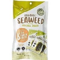 Ceres Organics Organic Roasted Seaweed Snack Multipack, 16 g