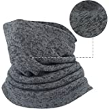 AIWOLU Neck Gaiter Warmer in Winter Face Ski Mask Scarf for Men Women Skiing Snowmobile Snowboard Hiking Dating and Outdoor Working