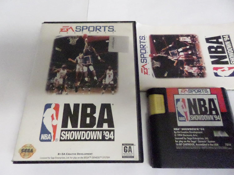 NBA Showdown '94 - Sega Genesis