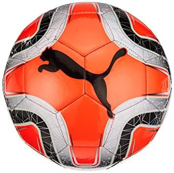 Puma Final 6 MS Trainer Balón de Fútbol, Unisex Adulto, Red Blast ...