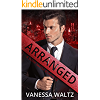 Arranged: A Dark Mafia Romance (Sinners of Boston Book 1) book cover
