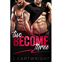 Two Become Three: MMF Bisexual Romance (English Edition)