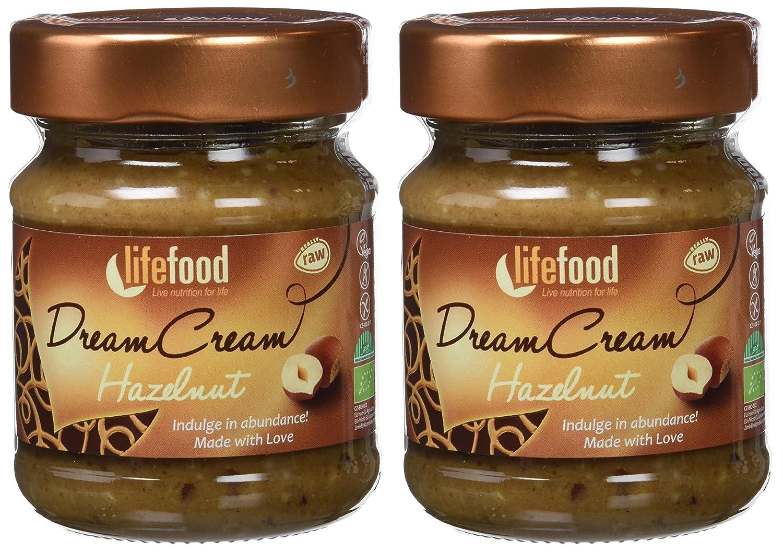 Lifefood Crema de Avellanas Ensueño - 2 Paquetes de 150 gr - Total: 300 gr: Amazon.es: Alimentación y bebidas