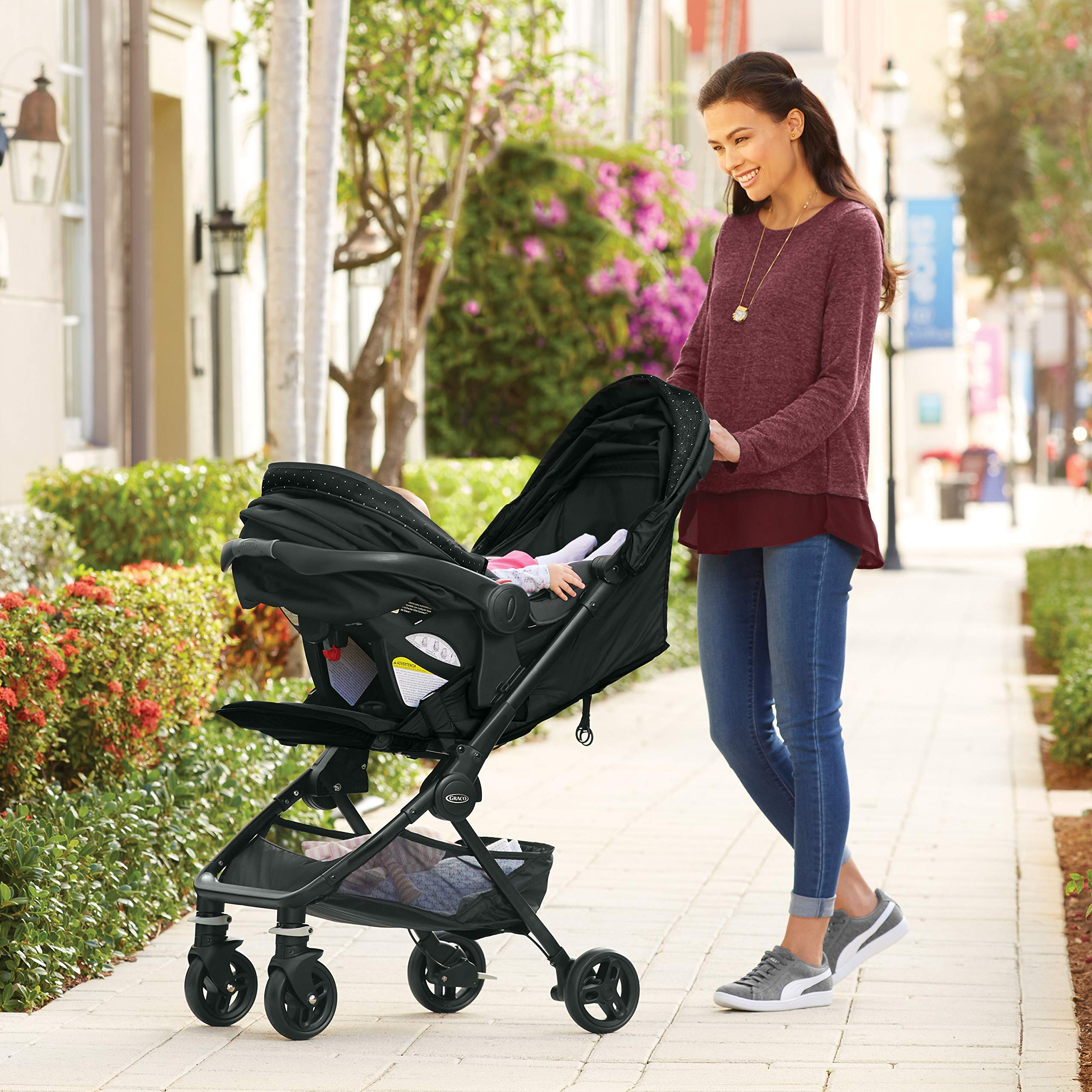 Graco Jetsetter Stroller, Balancing Act by Graco (Image #3)