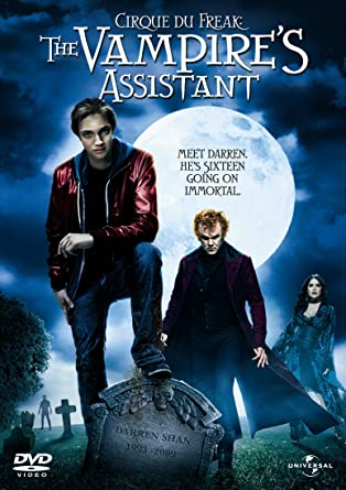 Cirque Du Freak: The Vampire's Assistant [DVD]: Amazon.co.uk ...
