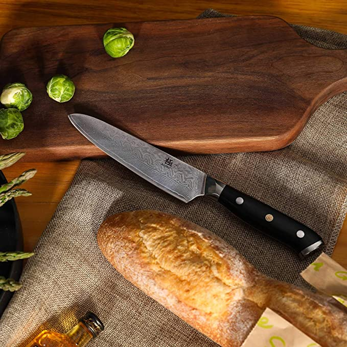 Amazon.com: KYOKU Daimyo Series – Cuchillo de chef de ...