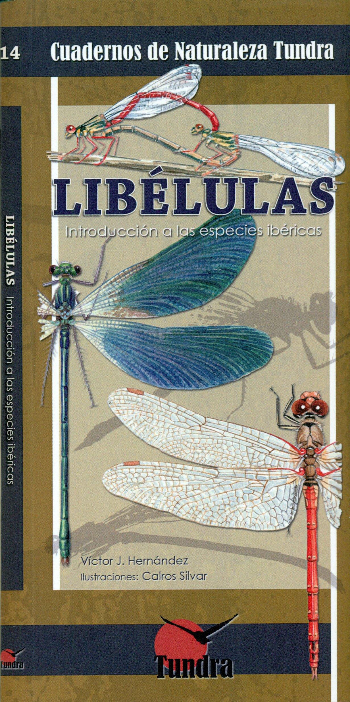 Libélulas, Introducción a las especies ibéricas: Amazon.es: Victor J. Hernández: Libros