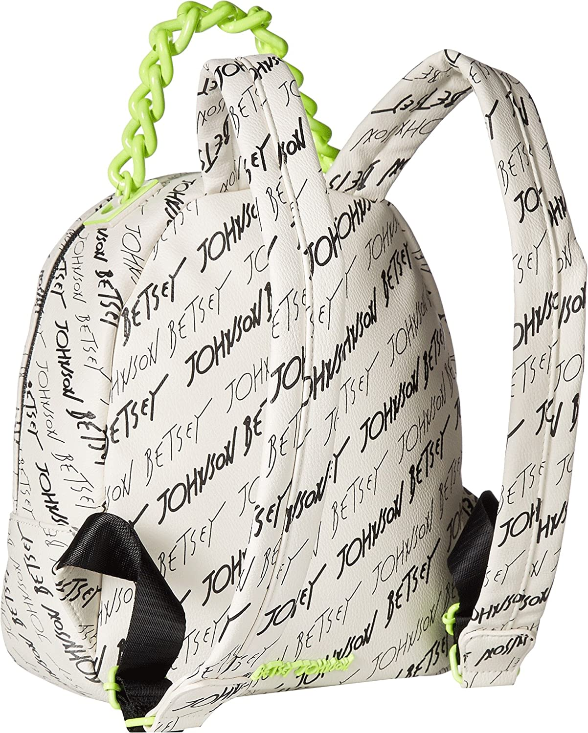 Betsey Johnson Womens Off The Chain Backpack