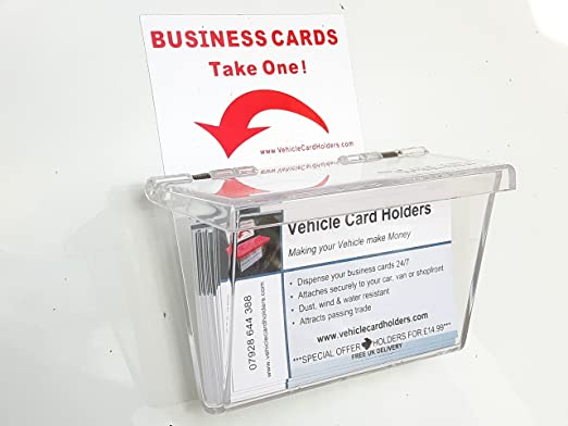 Outdoor vehicle business card holder box amazon clothing outdoor vehicle business card holder box colourmoves