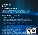 $100 Battle.net Store Gift Card Balance [Online