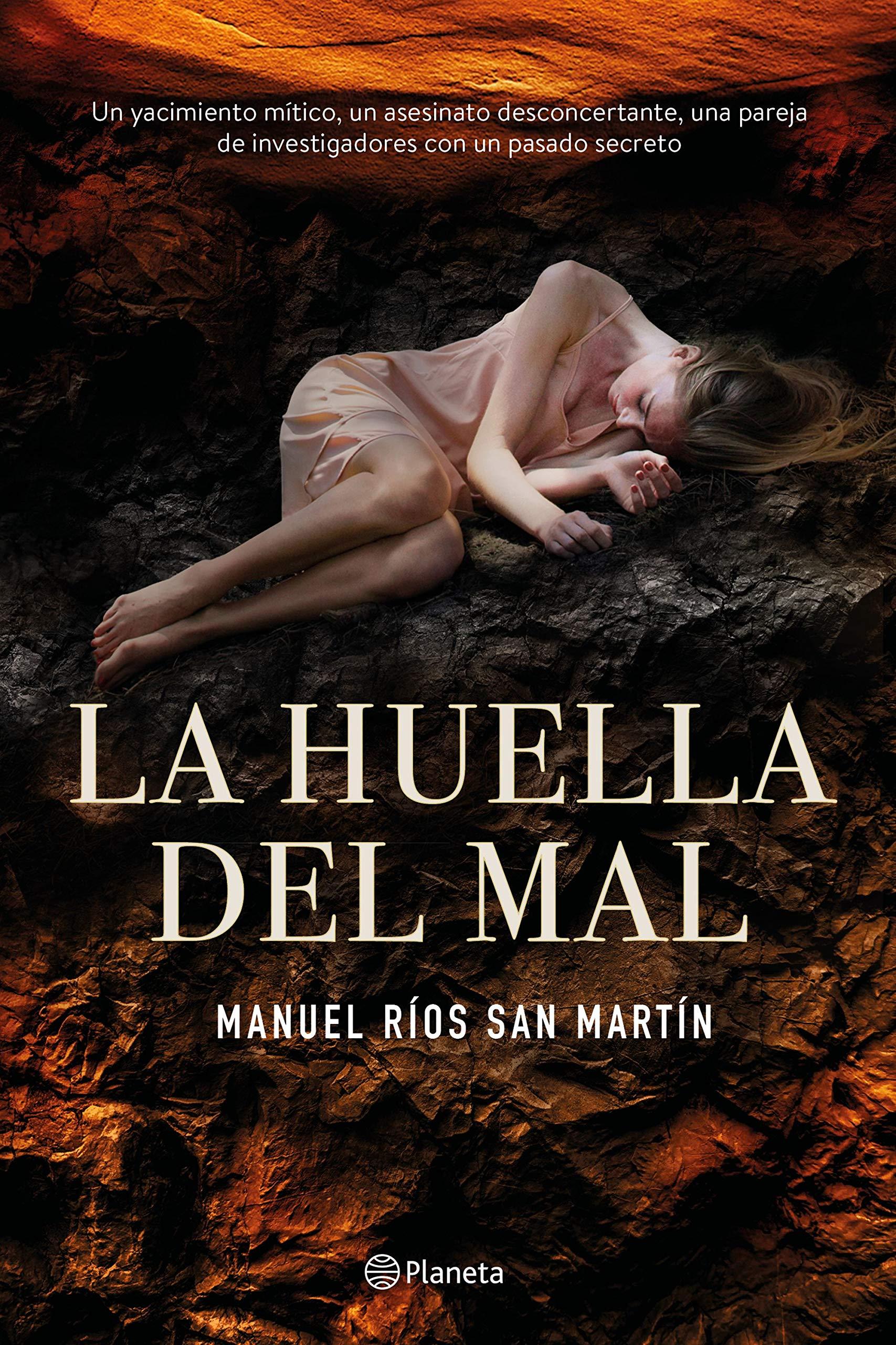 La huella del mal Autores Españoles e Iberoamericanos: Amazon.es: Manuel  Ríos San Martín: Libros