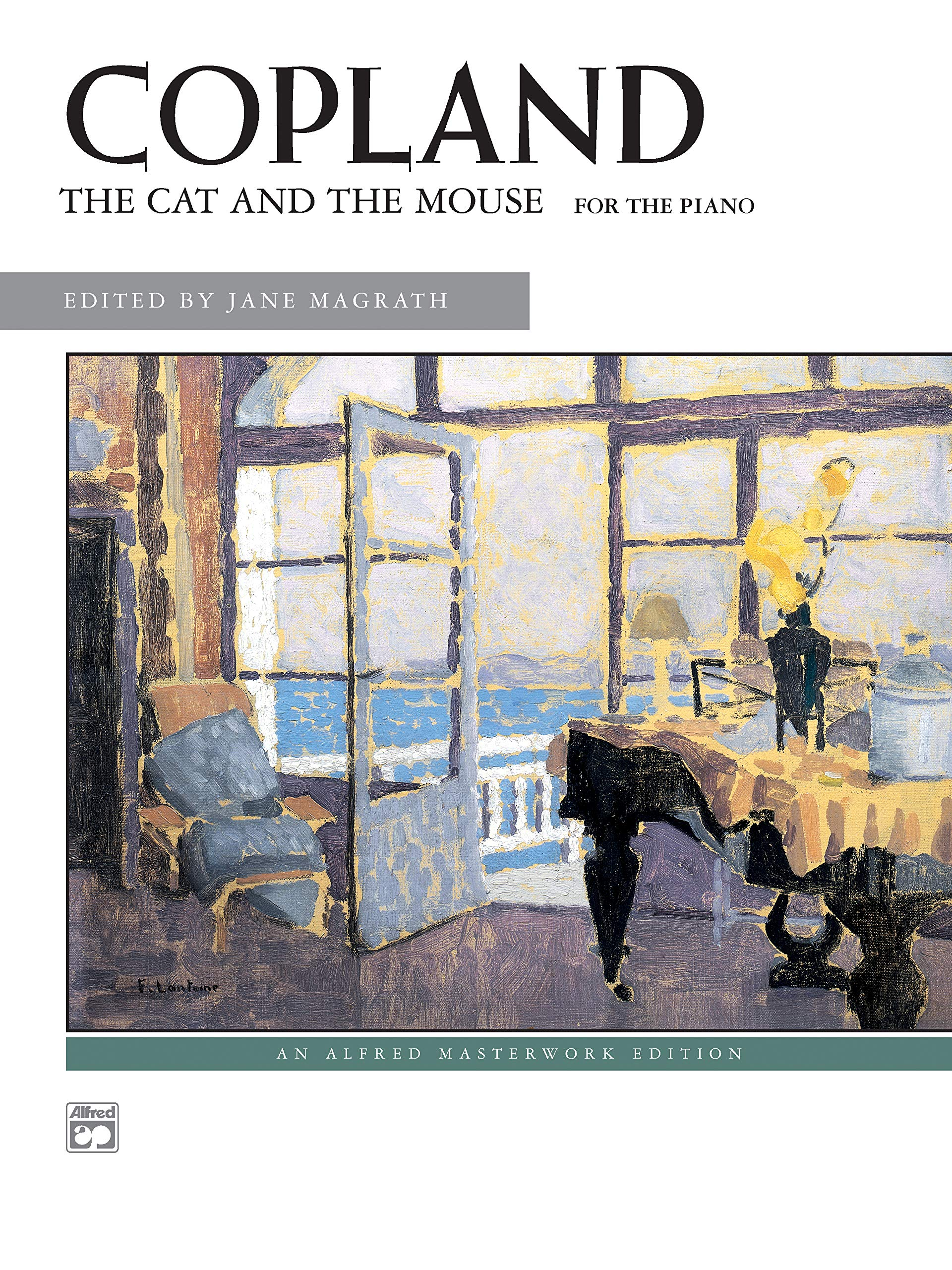 Amazon.com: The Cat and the Mouse: Sheet (0038081175409 ...