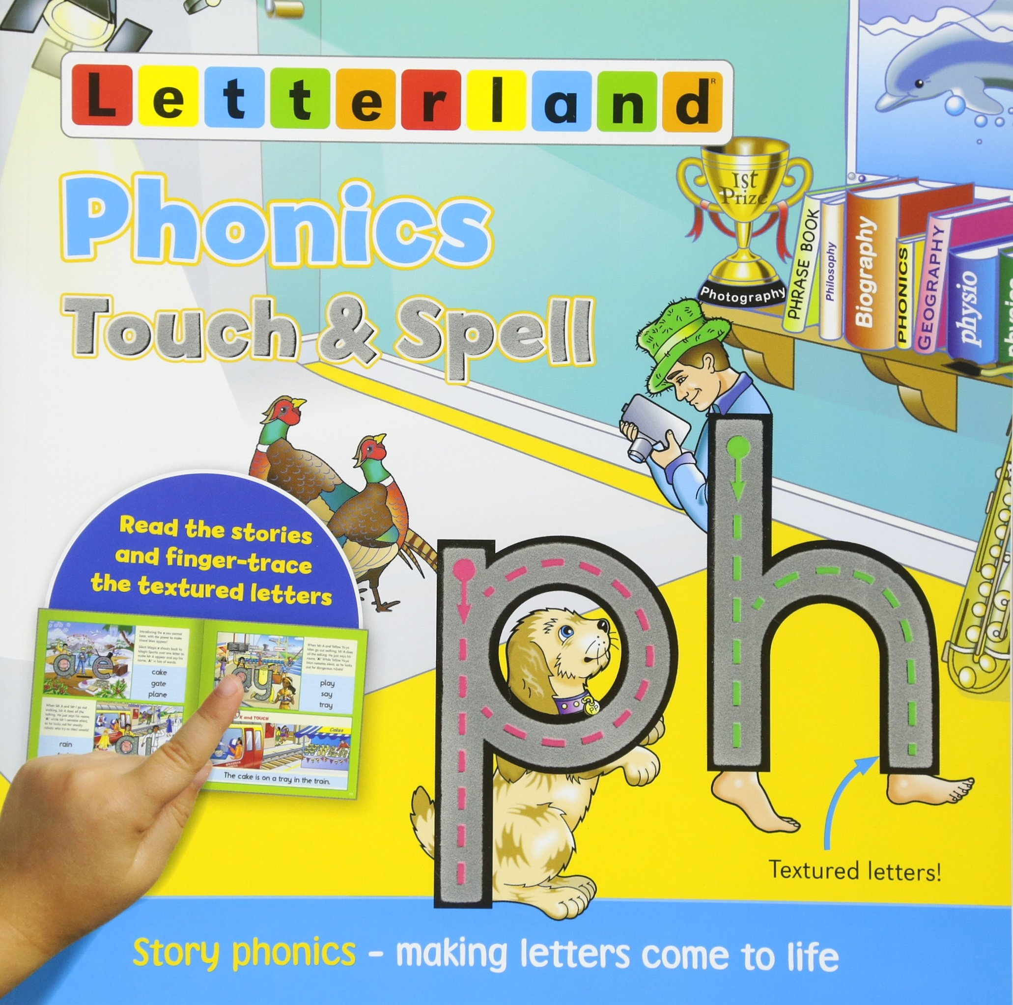 Phonics Touch & Spell PDF