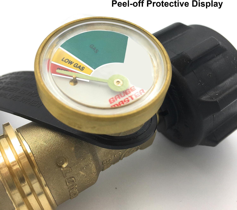Brand New Peel LPG Qiuck Fit Switch Gauge