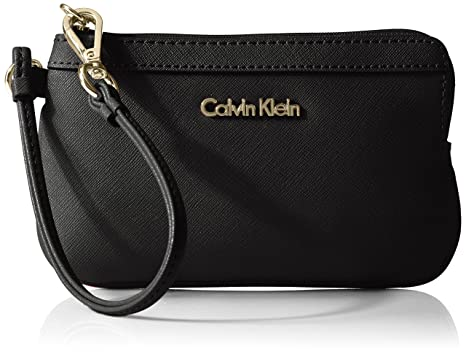 Calvin klein gold wristlet