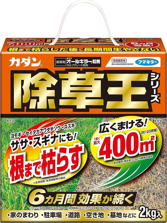 カダン 除草剤 粒タイプ オールキラー