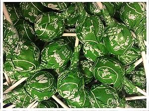 Green Apple Tootsie Pops - 30 pops