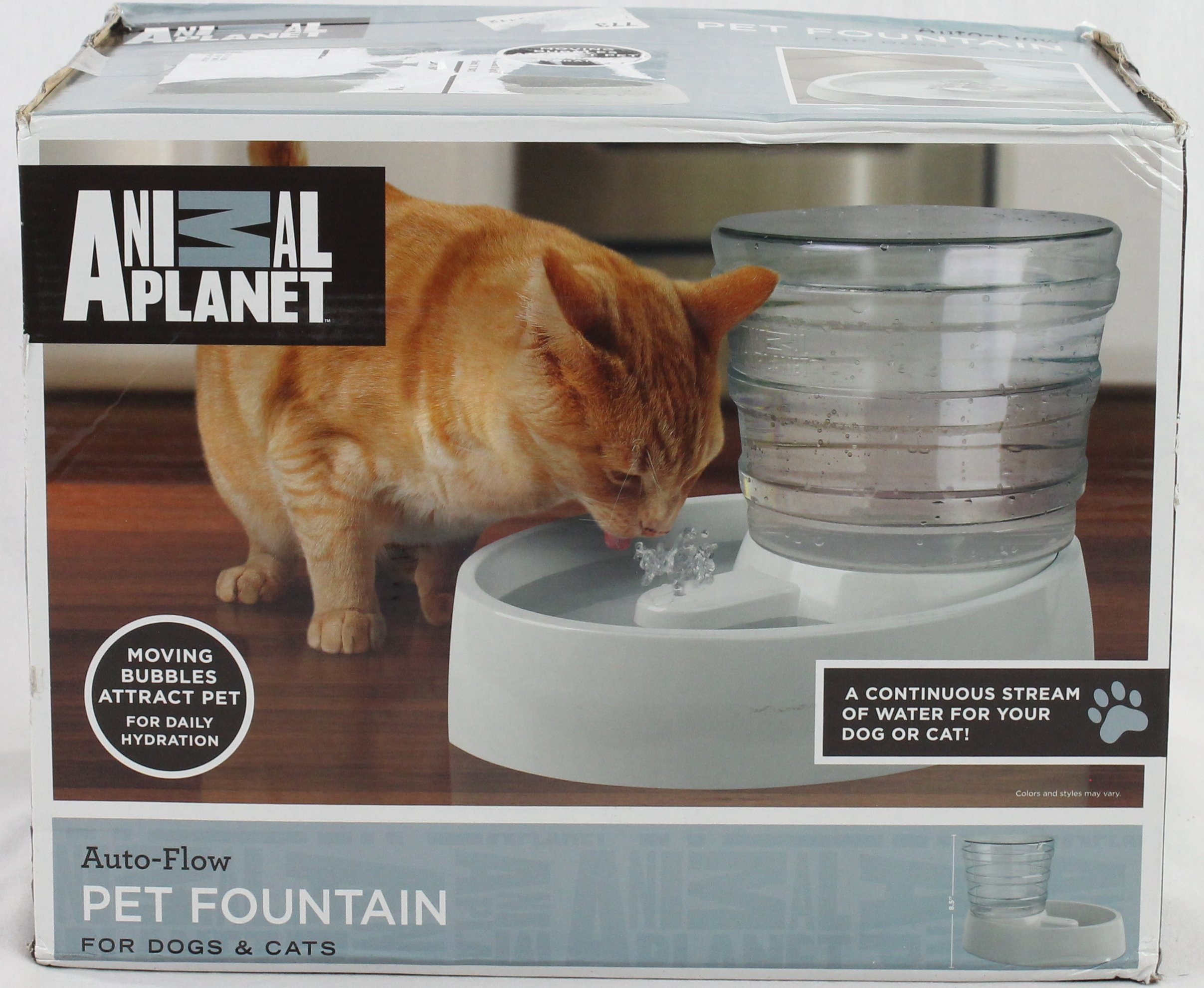 Animal Planet Pet Drinking Fountain
