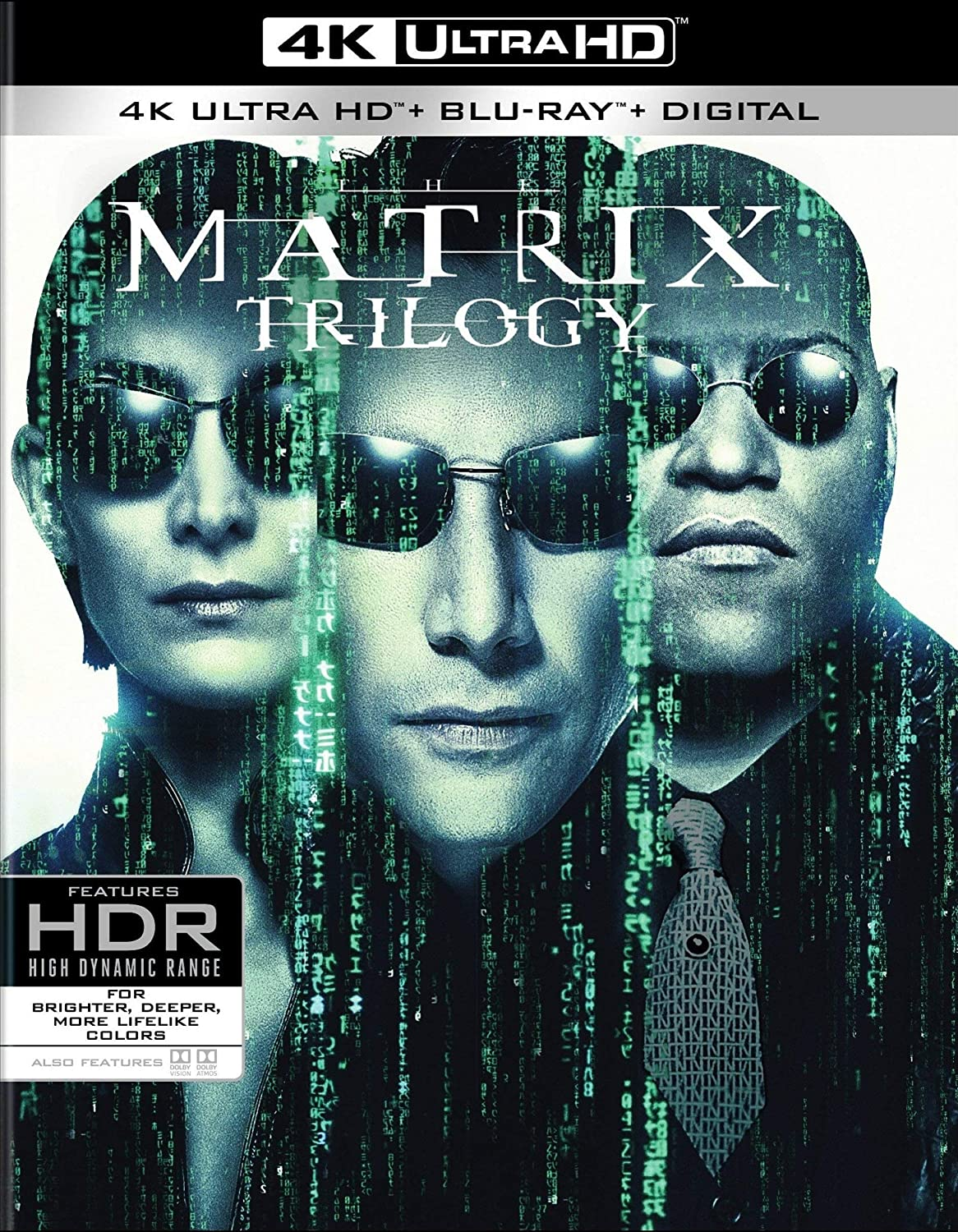Amazon.in: Buy The Matrix Trilogy (Uncut) [4K Ultra HD/Blu-ray ...