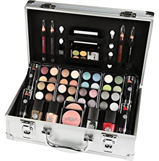 IDC COLOR, Juego de maquillaje (Gris) - 1 unidad: Amazon.es ...