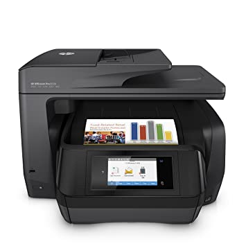 Amazon.com: HP OfficeJet Pro 8720 All-in-One Wireless Printer with ...