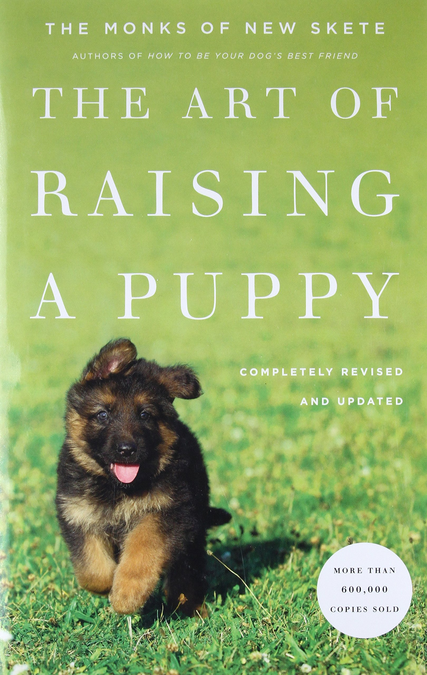 The Art of Raising a Puppy (Revised Edition) by Little Brown and Company