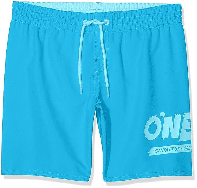 9603c02251 O'Neill Surf Cruz Boys Swim Shorts, Dresden Blue Age 13-14: Amazon ...