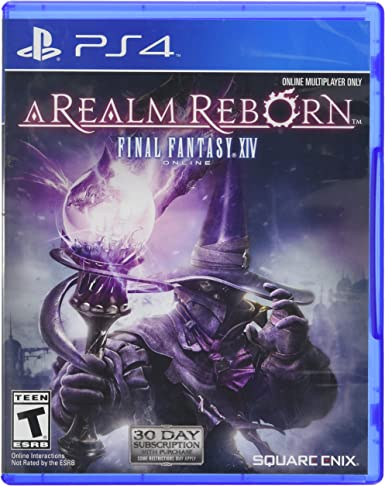 Square Enix Final Fantasy XIV A Realm Reborn - Juego (PlayStation ...