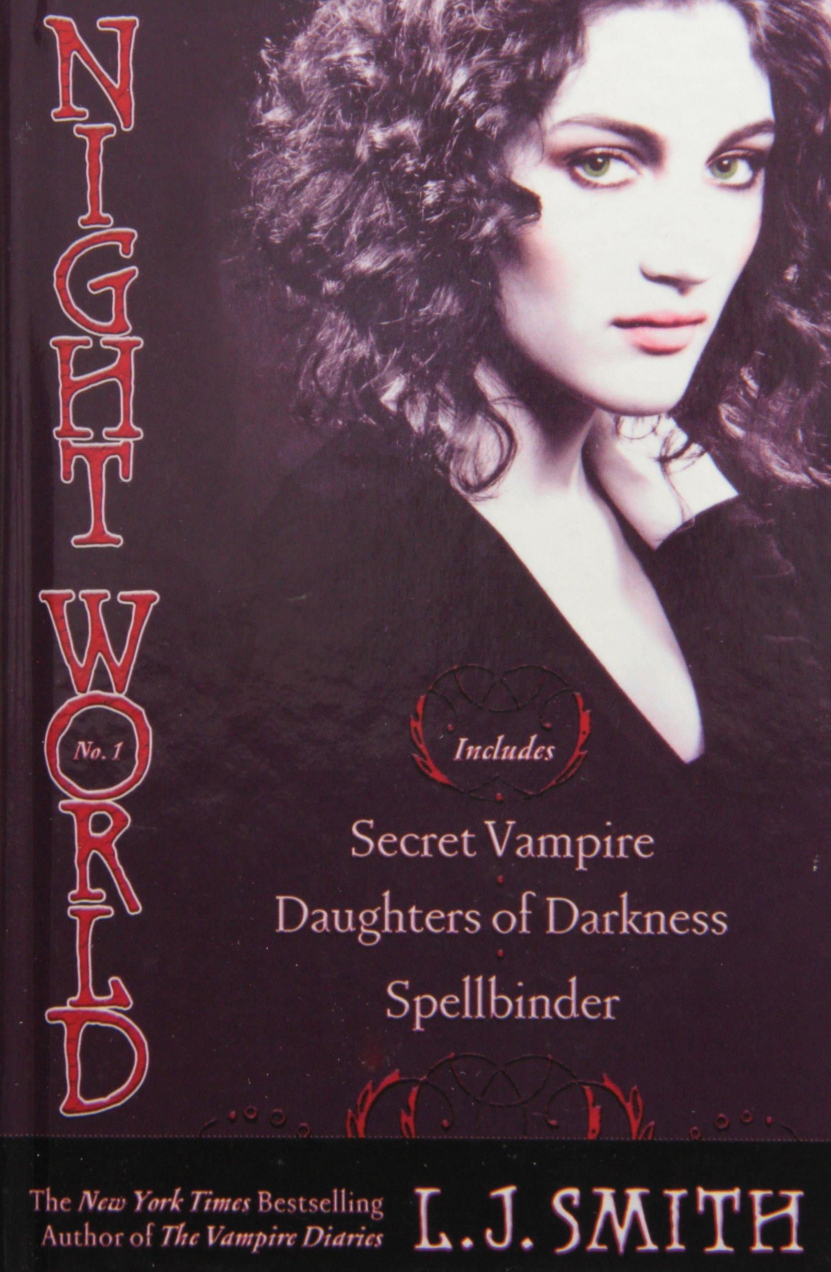 Night World 1: Secret Vampire / Daughters of Darkness / Spellbinder PDF